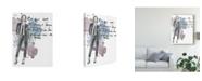 "Trademark Global Naomi Mccavitt Fashion Quote Illustrations III Canvas Art - 37"" x 49"""
