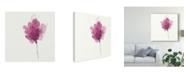 "Trademark Global June Erica Vess Expressive Blooms I Canvas Art - 27"" x 33"""
