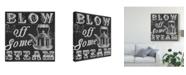 "Trademark Global June Erica Vess Kitchen Sass I Canvas Art - 27"" x 33"""