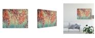 "Trademark Global Judy Stalus Autumn Tapestry II Canvas Art - 20"" x 25"""