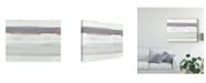"Trademark Global Rob Delamater Water Horizon Ii at Sea Ranch Canvas Art - 20"" x 25"""