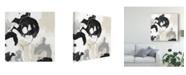 """Trademark Global June Erica Vess Missive III Canvas Art - 15"""" x 20"""""""