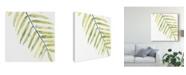 "Trademark Global June Erica Vess Verdant Impressions III Canvas Art - 20"" x 25"""