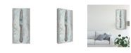 "Trademark Global Ethan Harper Impressionist Flatware III Canvas Art - 15"" x 20"""