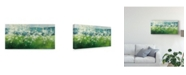 "Trademark Global Julia Purinton Mountain Spring Canvas Art - 15"" x 20"""