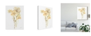 "Trademark Global June Erica Vess Apricot Dusk I Canvas Art - 20"" x 25"""