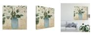 """Trademark Global Emma Scarvey Neutral Arrangement IV Canvas Art - 15"""" x 20"""""""