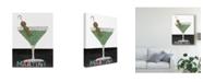 "Trademark Global Regina Moore Mix Me a Drink II Canvas Art - 20"" x 25"""
