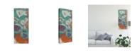"Trademark Global Sue Jachimiec Lolly III Canvas Art - 37"" x 49"""