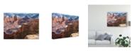 "Trademark Global Jack Sorenson Rock of Ages Canvas Art - 20"" x 25"""