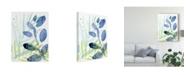 """Trademark Global Jennifer Paxton Parker Queen Palms I Canvas Art - 20"""" x 25"""""""