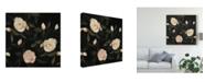 "Trademark Global Emma Scarvey Evening Gardenias I Canvas Art - 20"" x 25"""