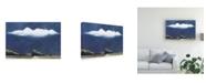"""Trademark Global Steven Romm Going to Sag Harbor Canvas Art - 15"""" x 20"""""""
