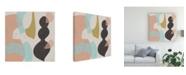 "Trademark Global Chariklia Zarris Sass IV Canvas Art - 20"" x 25"""