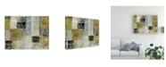 "Trademark Global Piper Rhue Twin City Canvas Art - 20"" x 25"""