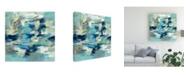 "Trademark Global Silvia Vassileva Unexpected Wave Canvas Art - 20"" x 25"""