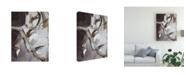 "Trademark Global Jennifer Paxton Parker Horse Abstraction IV Canvas Art - 20"" x 25"""