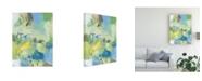 "Trademark Global Christina Long Jewels II Canvas Art - 20"" x 25"""