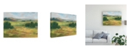 "Trademark Global Ethan Harper Green Valley I Canvas Art - 15"" x 20"""