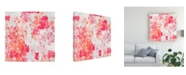 "Trademark Global Chariklia Zarris Fruit Punch I Canvas Art - 15"" x 20"""