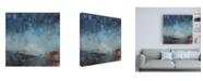 "Trademark Global Patrick Dennis The Pass Canvas Art - 36.5"" x 48"""
