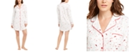 Charter Club Sueded Super Soft Knit Sleepshirt, Created for Macy's