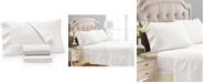 Charter Club Windowpane Supima Cotton 550-Thread Count 3-Pc. Twin Sheet Set, Created for Macy's