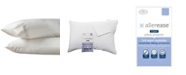 AllerEase Hot Water Washable Zippered Standard/Queen Pillow Protector 2 Pack