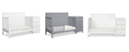 Carter's by DaVinci Dakota 4-in-1 Crib and Changer Combo