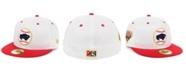 New Era Buffalo Bisons Retro Stars and Stripes 59FIFTY Cap