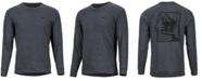 Marmot Men's Eco-Friendly Woodcut Long Sleeve T-Shirt