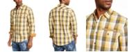 Sean John Men's Mini Check Shirt
