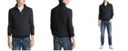Polo Ralph Lauren Men's Merino Wool Quarter-Zip Sweater