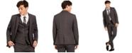 INC International Concepts INC Men's Slim-Fit Crosshatch Suit Jacket, Created for Macy's