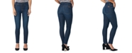 Joe's Jeans Charlie Ankle Exposed Button Skinny Jeans