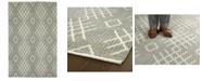 """Kaleen Paracas PRC03-75 Gray 5' x 7'6"""" Area Rug"""