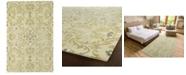 Kaleen Amaranta AMA01-01 Ivory 4 'x 6' Area Rug