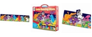 The Learning Journey Long and Tall Puzzles- Color Dancing Dino's