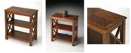 Butler Vance Olive Ash Bookcase