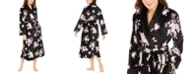 Charter Club Women's Floral-Print Robe, Created For Macy's