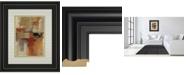 "Classy Art Intersection Crop I by Sylvia Vassileva Framed Print Wall Art, 34"" x 40"""