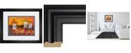 "Classy Art Old Boxes IV by Elliot Framed Print Wall Art, 34"" x 40"""