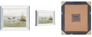 "Classy Art Early Risers II by Sally Swatland Mirror Framed Print Wall Art, 22"" x 26"""