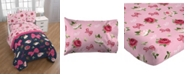 Jojo Siwa Reversible 4-Piece Twin Comforter Set