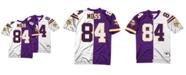 Mitchell & Ness Men's Randy Moss Minnesota Vikings Home & Away Split Legacy Jersey