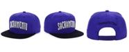 Mitchell & Ness Sacramento Kings Team 2 Tone Snapback Cap