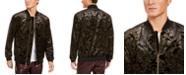 INC International Concepts INC Men's Luca Novelty Brocade Bomber Jacket, Created For Macy's