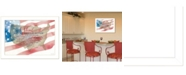 """Trendy Decor 4U I Stand by Cindy Jacobs, Ready to hang Framed Print, White Frame, 26"""" x 20"""""""