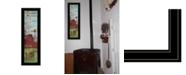 "Trendy Decor 4U Farmers Prayer by Cindy Jacobs, Ready to hang Framed Print, Black Frame, 11"" x 33"""