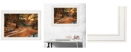 """Trendy Decor 4U I Will Give You Rest by Robin-Lee Vieira, Ready to hang Framed print, White Frame, 18"""" x 14"""""""